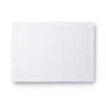 White Placemat