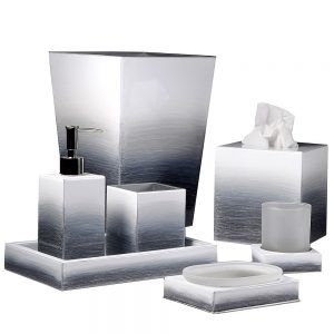 Ombre Bathroom Accessory Collection