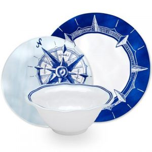 Portsmouth Melamine 12pc Dinnerware Set