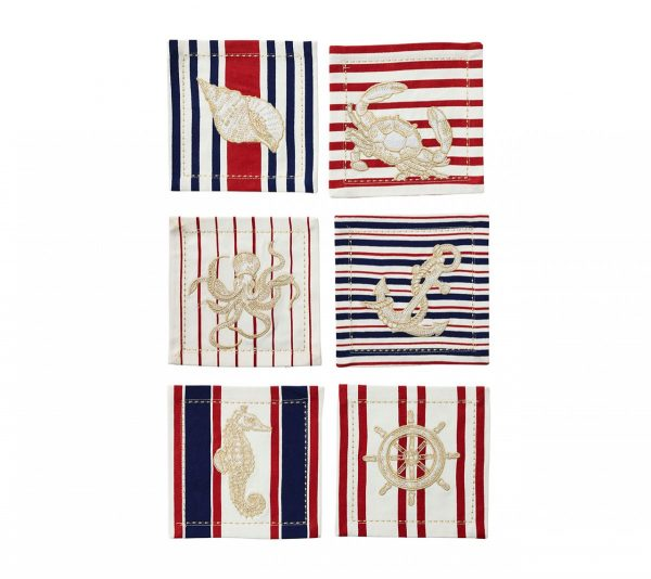 multi-maritime-cocktail-napkins-s6-gift-box