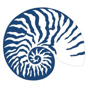 Shell Die Cut Placemat