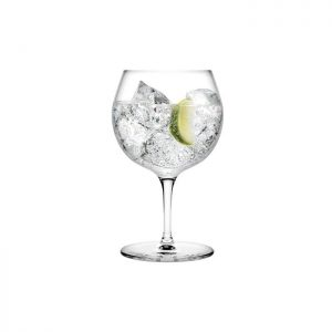 Vintage Gin and Tonic Glasses - Set of 2