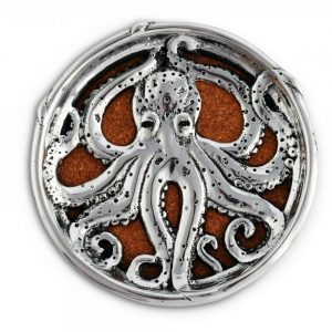 Octopus Drink Coasters 2