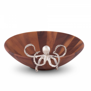 Octopus Salad Serving Bowl 1