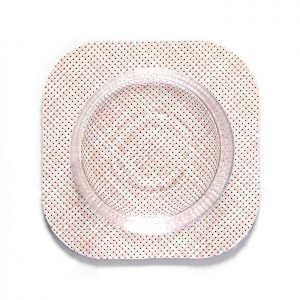 Square Coaster Blush