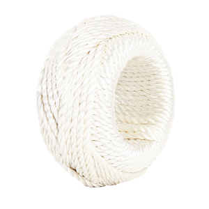 White Rope Napkin Ring (1)