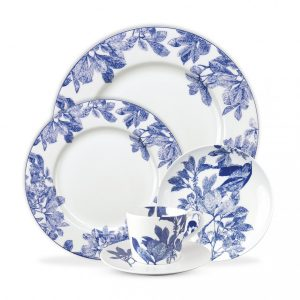 Arbor Blue 5-Piece Place Setting
