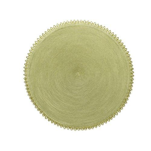 Looped Edge Placemat Jade