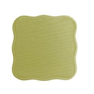 Square Scallop Placemat