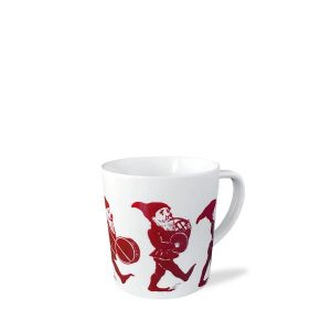Elves red Mug