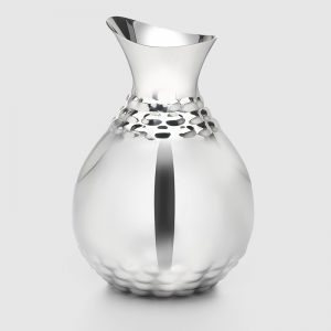 Helios Stainless Water Carafe