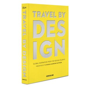 Travel By Design Spine Cover