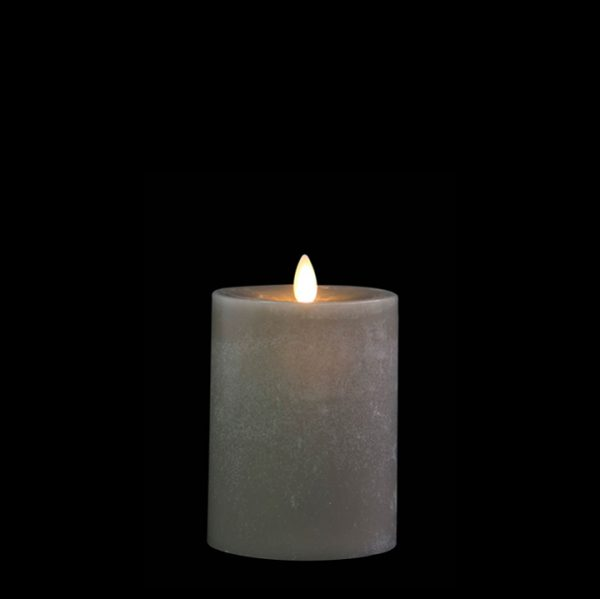 3.5 x 5 Moving Flame Flameless Candle