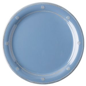 Berry and Thread Chambray Melamine Dinner Plate