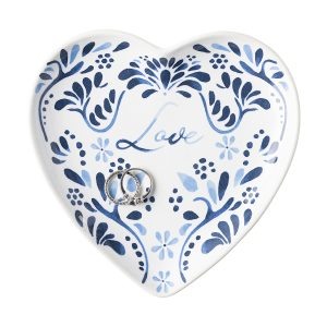 Iberian Journey Indigo Love Tray