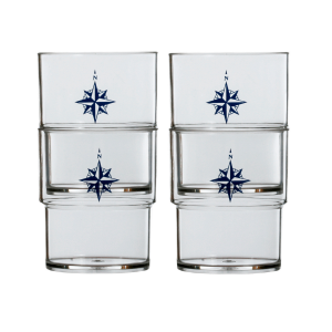 Northwind Stackable Glassess