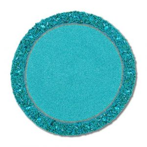 Turquoise Classic Placemat